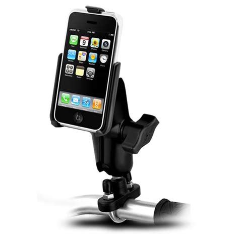 motorcycle iphone mount ram mount iphone 3g 3gs motorcycle mount ram b 149 ap6u
