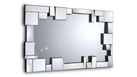 canapé d angle original belina un grand miroir mural au design moderne mobilier