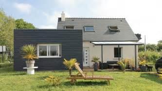 cool beautiful extension maison bois prix m with extension bois maison prix with maison en bois