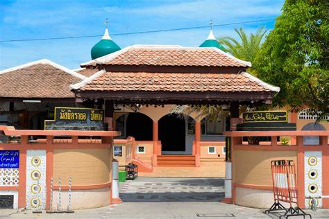 มัสยิดรายอปัตตานี หรือรายอฟาฏอนี - Pattani Heritage City