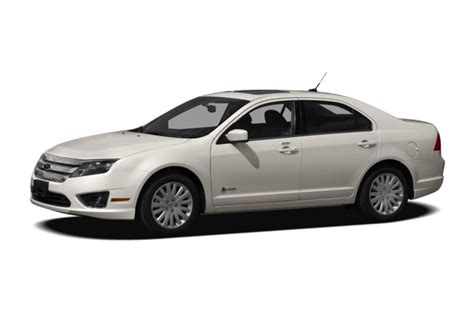 2010 Ford Fusion Hybrid Specs, Safety Rating & Mpg