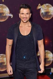 Andre Hair Chart Strictly Come Dancing 2015 Who Is Peter Andre Tv