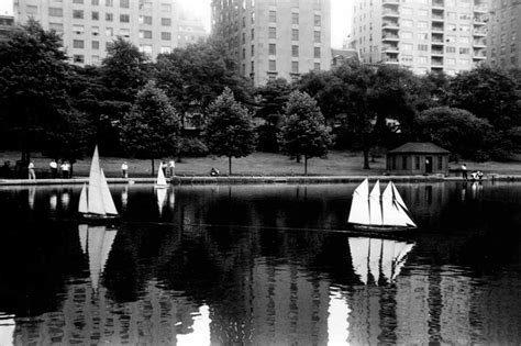 Central Park Boat Club by Press Kit Central Park Model Yacht Club