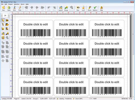 barcode generator software kostenlose barcode erstellung