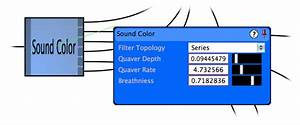 Sound Color Module