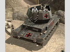 Wirbelwind Flakpanzer Company of Heroes Wiki FANDOM