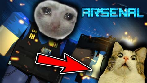 You should make sure to redeem these as soon as possible because you'll never know when they could. PLAYIN ARSENAL IN ROBLOX! WILL WE WIN?:o W/Gamer Boi A.K.A ...