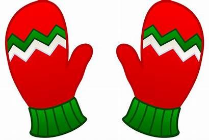 Clothes Clipart Clip Mittens Summer Copycat Christmas