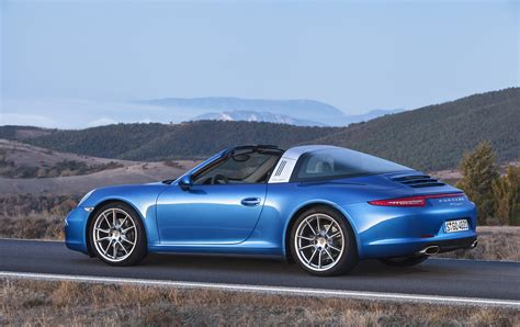 New Porsche 911 Targa 2014