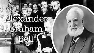 Biography Of Alexander Graham Bell For Children Famous