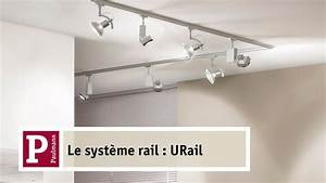 Paulmann Urail Led : urail le syst me rail 230v flexible de paulmann youtube ~ Whattoseeinmadrid.com Haus und Dekorationen