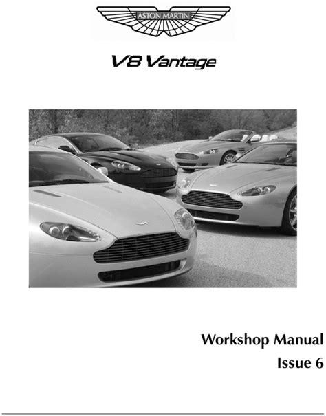 car service manuals pdf 2009 aston martin vantage spare parts catalogs 05 09 aston martin v8 vantage workshop manual pdf download manual