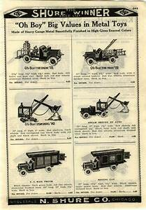 16 best images about 1920's Toy Ads on Pinterest