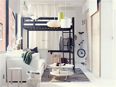 Awesome Beds In Tiny Spaces