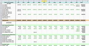 excel cash flow template excel spreadsheet templates cash With cash flow schedule template