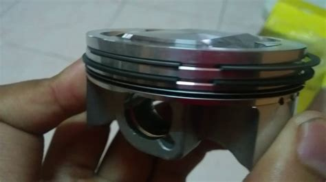 Cara Memasang Ring Piston Mio by 8 Espada 63mm Piston Semi Dome Cara Pasang Ring Piston