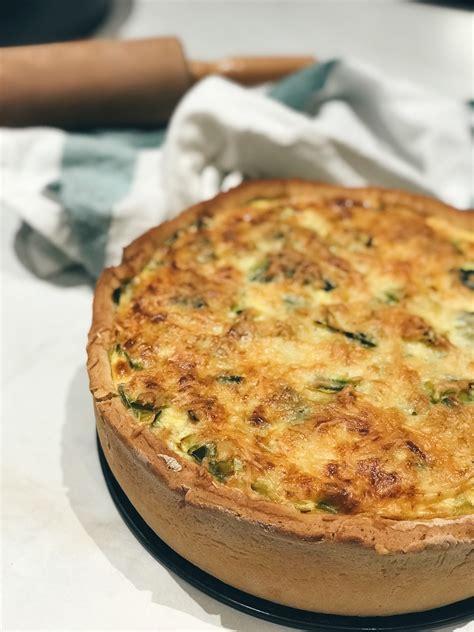 quelle pate pour une quiche quiche p 226 te lev 233 e poireaux saumon healthy diet mo