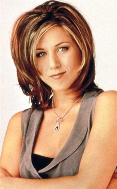 layered bob haircut aniston the was one of the hardest 1995