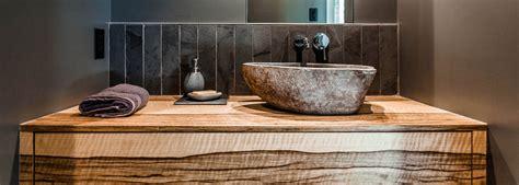 lavabo de cuisine armoires et rangements de salle de bain design sur mesure