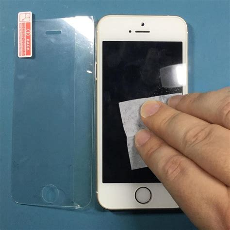how to put on an iphone how to put on an iphone screen protector macworld uk
