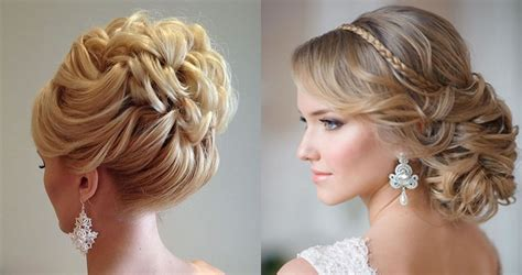 Wedding Hairstyles : Updo Wedding Hairstyles 2019