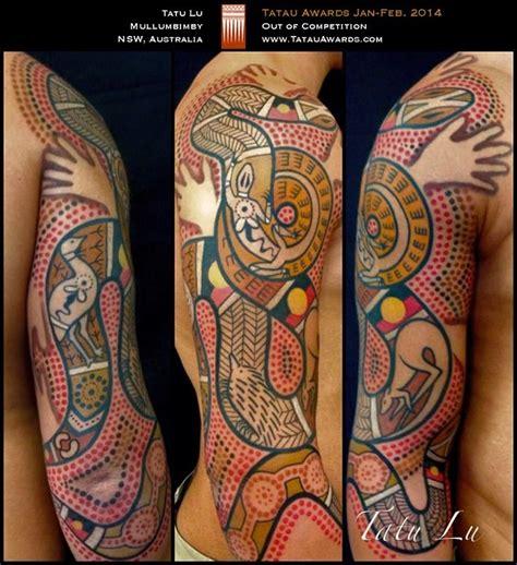 Aboriginal Tattoos  Ink  Pinterest  Aboriginal Tattoo