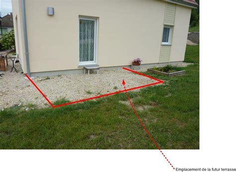 Terrasse Bois Pas Cher Composite by Faire Une Terrasse En Bois Pas Cher Mzaol Com