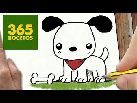 como dibujar un perrito