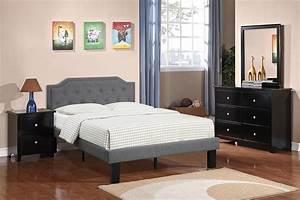 Arch, Full, Platform, Bed, Frame, -, Beds