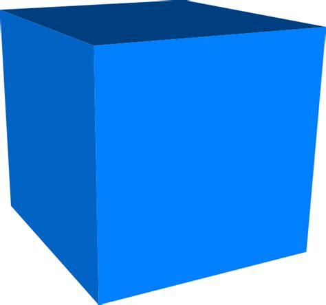 Cube Clipart Blue Cube Clip At Clker Vector Clip