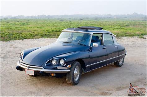 Citroen For Sale Usa by 1971 Citroen Ds21 Pallas