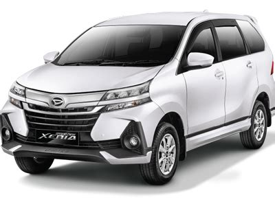 Gambar Mobil Daihatsu Grand Xenia by Daihatsu Grand New Xenia X 1 3 Std M T Spesifikasi Dan