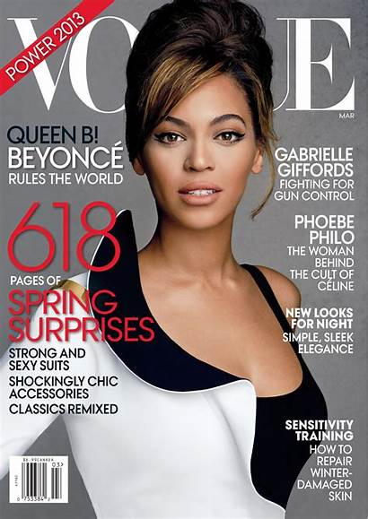 Vogue Beyonce Covers Magazine Photoshoot Issue March
