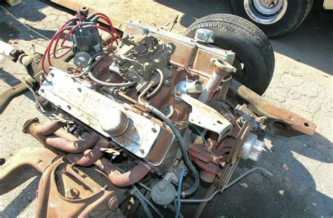 Testing A Used Engine Chevrolet Smallblock, Big Block