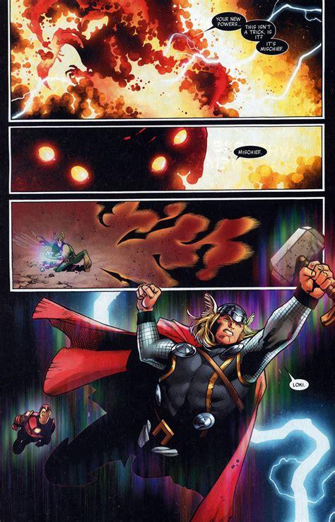 Dark Avengers vs. Classic Avengers - Battles - Comic Vine