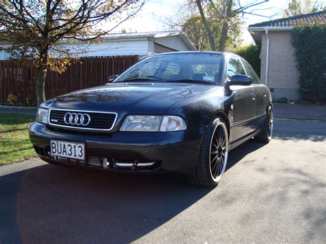Audi A4 Modification by Way2low4u 1997 Audi A4 Specs Photos Modification Info At
