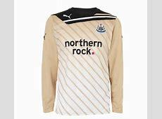 Newcastle United Away Shirt for 201112 Season Photo