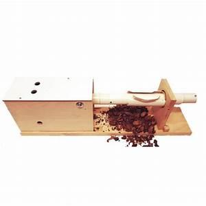 Automatic Electric Pecan Cracker  Nut Sheller W   Feeder New