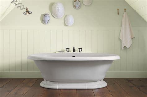 kohler freestanding tub faucet kohler artifacts deck mount bath spout faucet vintage