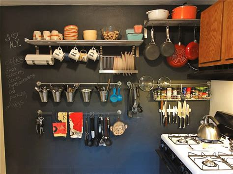 small kitchen   visually enlarge space
