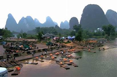 China River Yangshuo Yulong Guilin Mstecker Cruise