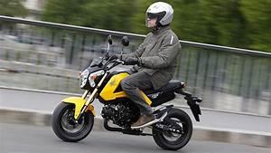 Petite Moto Honda : essai moto honda msx 125 ~ Mglfilm.com Idées de Décoration