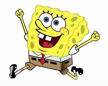 Spongebob Squarepants Logos Running