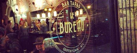 le bureau bar le bureau bar tapas kid on the block 514eats