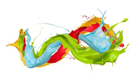 paint design colors spray drops paint splash