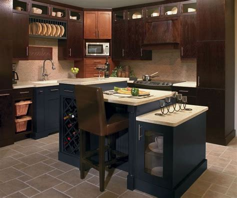 blue kitchen with oak cabinets kitchen craft gunmetal blue kitchens 7942
