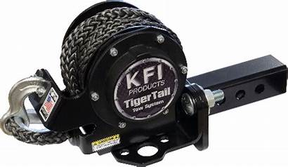Tigertail Kfi Winch Tow Atv Accessories System