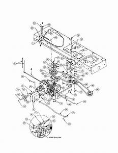 Cub Cadet Original Parts Diagram