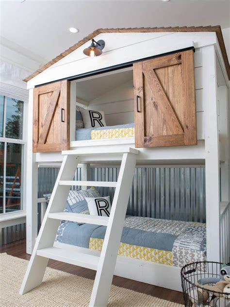 Cool Bunk Beds You Wish You Had As A Kid  Nonagonstyle