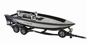 2018 Alumacraft Competitor 205 Boat